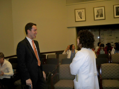 Dr. Brian Skotko at CWRU Oct. 2009