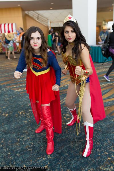Long Beach Comic Con 2015 - Sunday