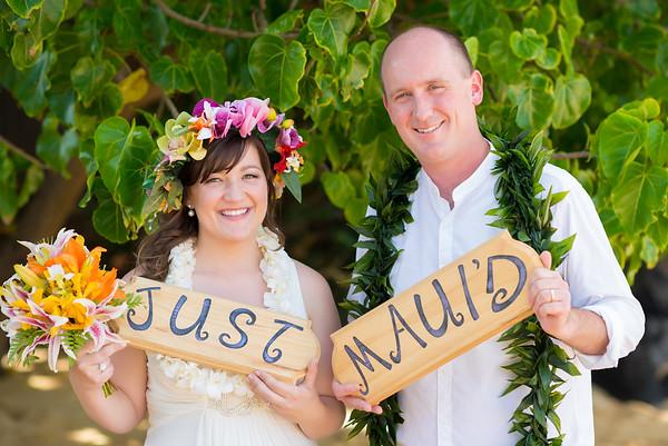 Congratulations Stephanie & Michael!