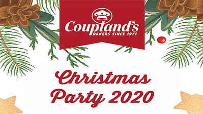 27.11 Coupland's Christmas Party 2020