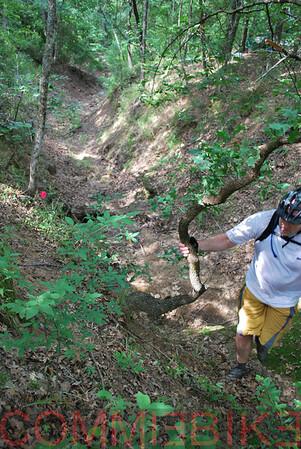 Rock-Stick Challenge  6 /6 / 09  Camera 4