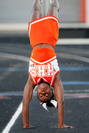 Cheerleaders Chantilly 10/1/10