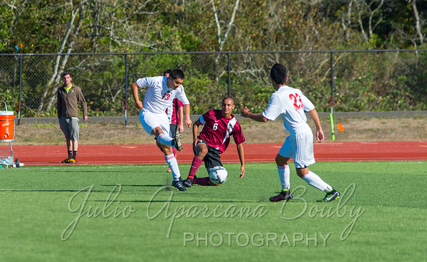 140919 SWOCC Men Soccer vs North Idaho CC