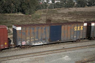 CSX Boxcars
