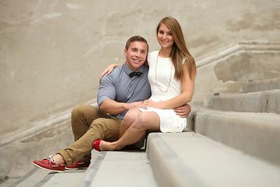 Kristin & Justin @ Balboa Park