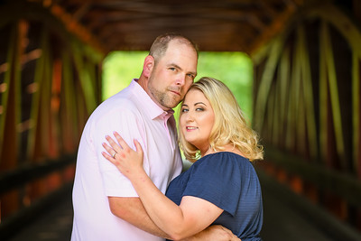 Jenn and Mike's Engagement 7-1-19