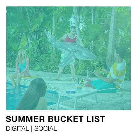 Social | Summer Bucket List