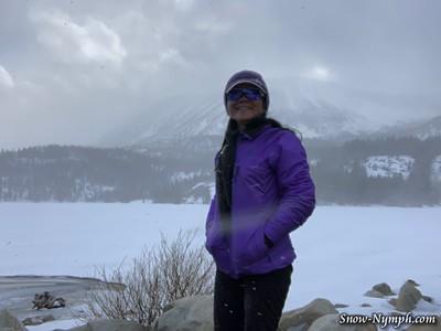 2020-03-13  Rock Creek Road to Rock Creek Lake hike (Social Distancing)