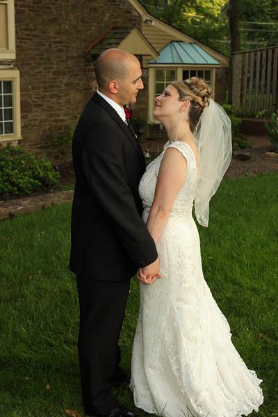 Danielle & Mark Wedding