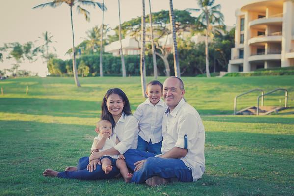 The Salcedo family