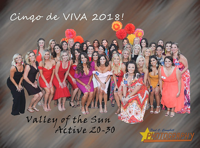 2018-05-05 VIVA! Valley of the Sun Active 20-30