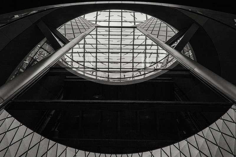 Fulton Center oculus
