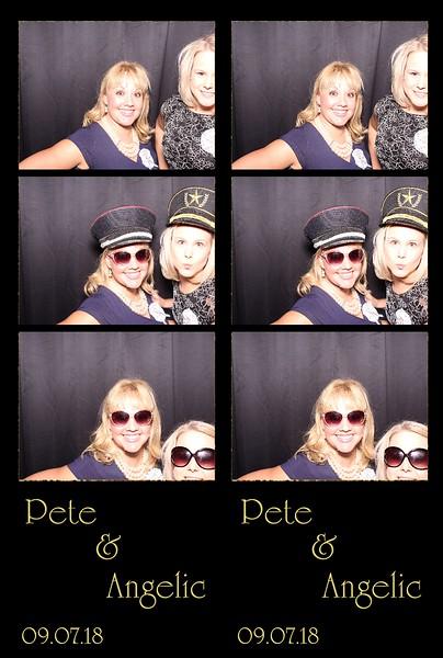 Pete & Angelic's Wedding (09/07/18)