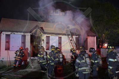 Brentwood F.D. Signal 13  Mindres Ave. 5/8/20