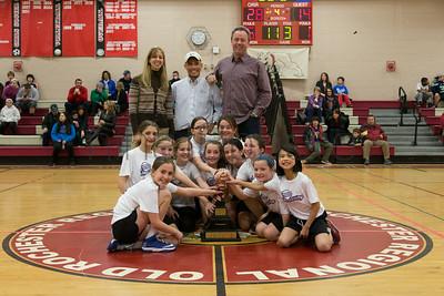 2014 Marion Rec Girls Basketball Championship