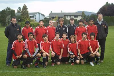 2007 - Boys Soccer