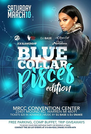 MRCC Convention Center 3-10-18 Saturday