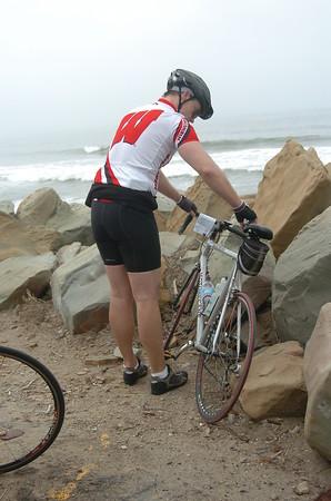 4. Santa Barbara Ride 2006 Sunday - May 7, 2006 Ricon Pit Stop to Santa Monica Helen's