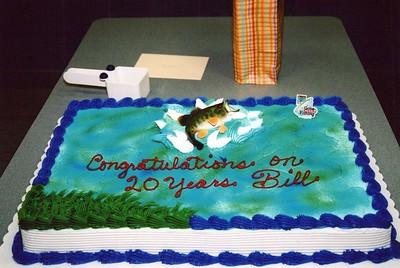 9-5-2003 Bill Athey CFI 20th Anniversary