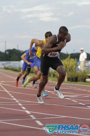 Class 3A - Running Event Finals - Boys 800m Run - Section 2