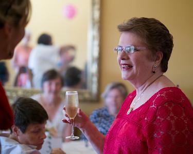 Margaret's 70th Bash