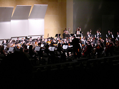 3/6/2004 - District Honor Orchestra