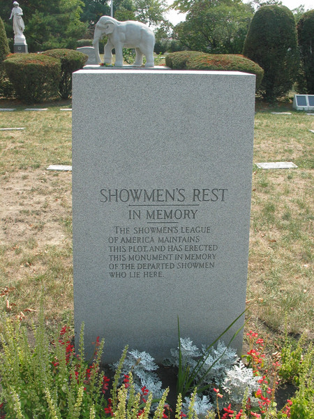 Showmen's Rest