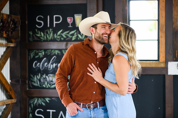 Engaged: Sam & Tara, 5.5.2021