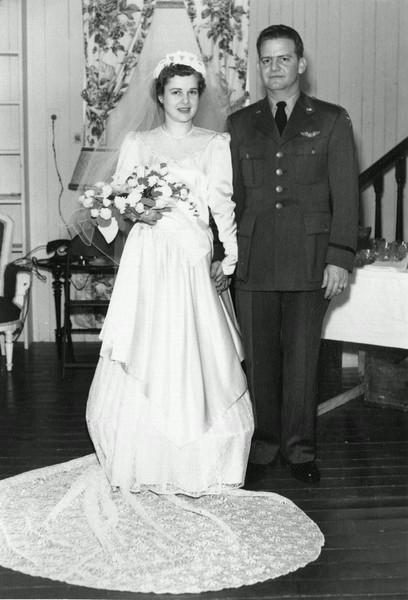 Dale Sorenson and bride