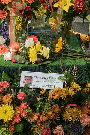 Christopher P Buckley - RIP