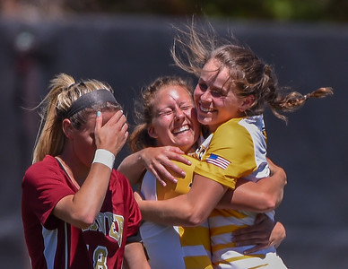 University of Denver vs Colorado College - Women's Soccer - 2016-08-16