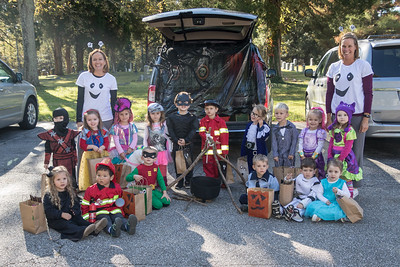 103117 Trunk or Treat & Halloween Party