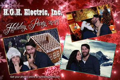 HGH Electric Holiday Party