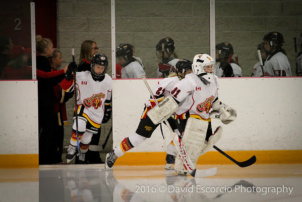 Flames Day vs Whitby