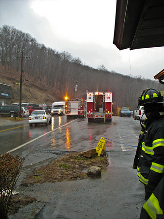 1-25-10 Fuel Spill, Dogwood Road