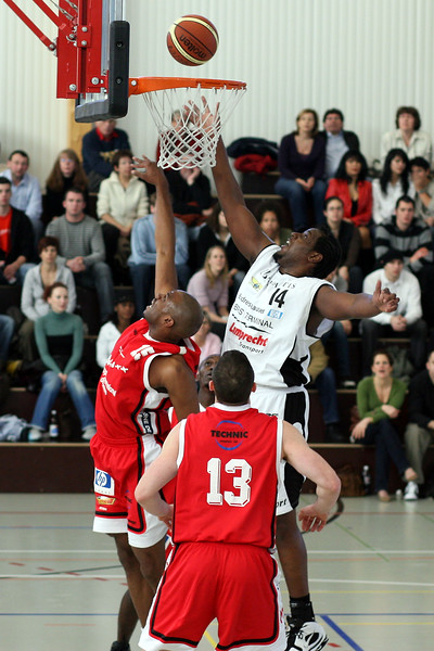 Basketball NLA MŠnner Birstal Starwings Saison 2006/2007
