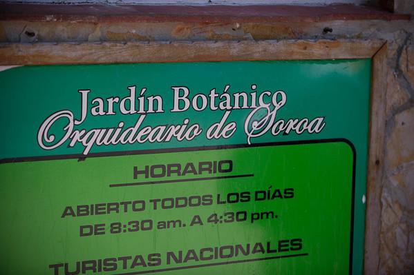 Jardin Botanico Orquideario de Soria, Cienfuegos, Cuba