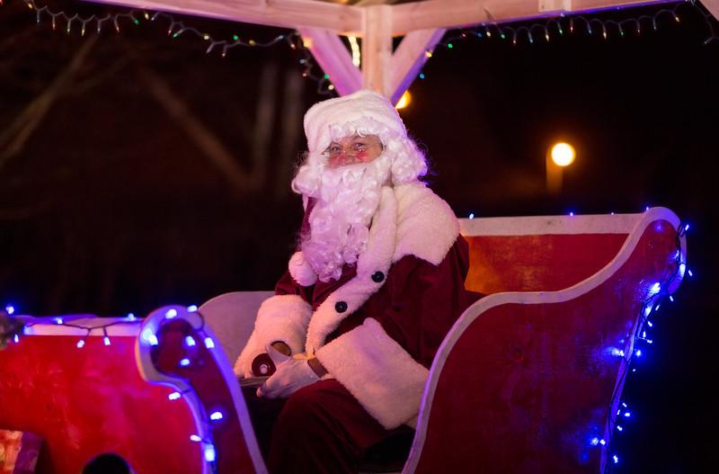 Father Christmas visits Spaldwick_8279783315_o.jpg