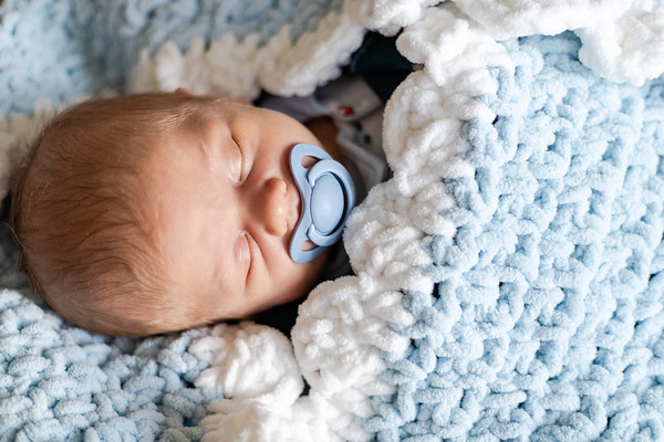 Holden | Lifestyle Newborn Photography