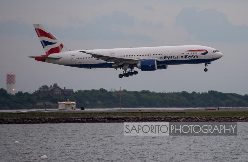 British Airways 777-200