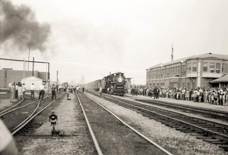Union Pacific Golden Spike Centennial Special (1969)