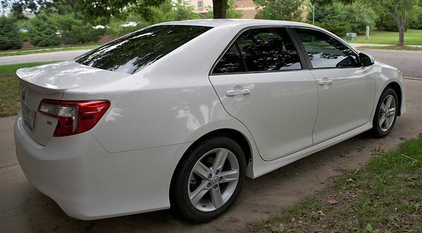 2014 Toyota Camry Window Tint