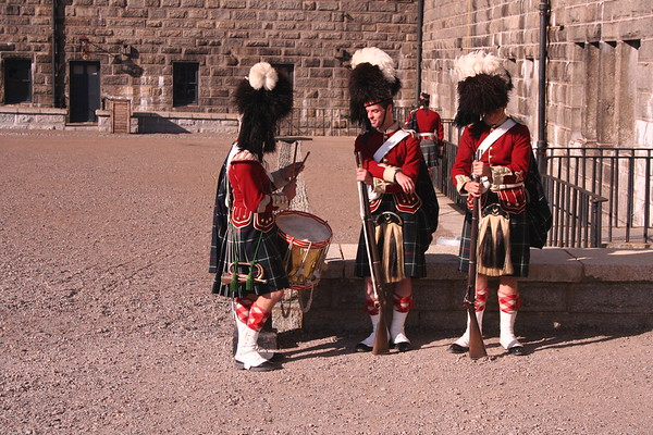 Day 6: Halifax Citadel - 1 October 2007