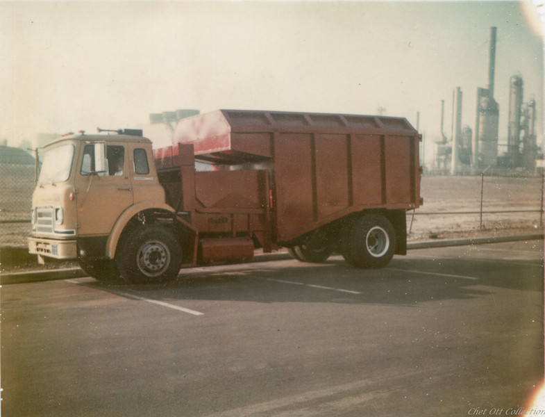 SCA Services International 1950B Shu-Pac MSL