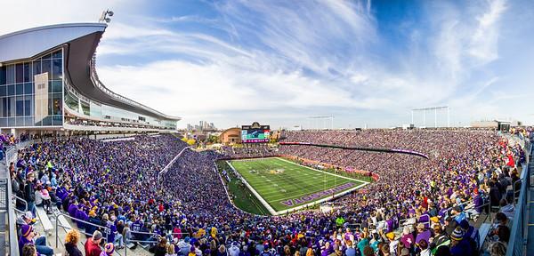 Minnesota Sport Stadiums