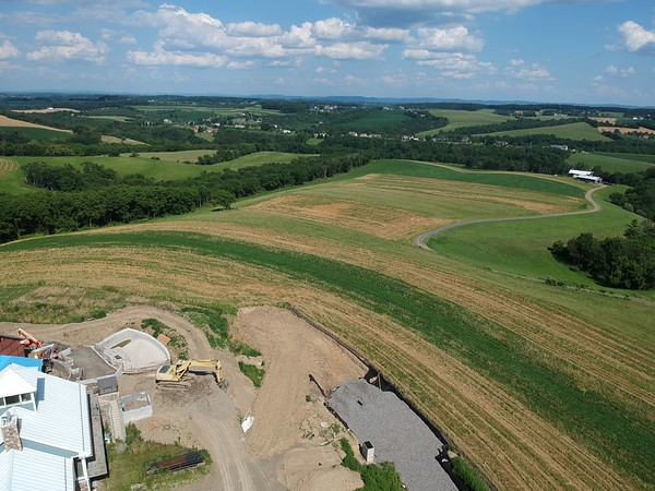 PENNSYLVANIA- NEW TRIPOLI - 250 acre Farm Pool