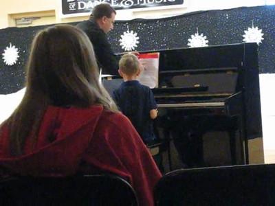 Piano Recital 2011