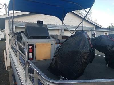Bill's boat
