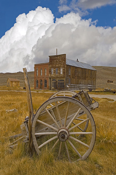 Bodie Ghost Town, Cal