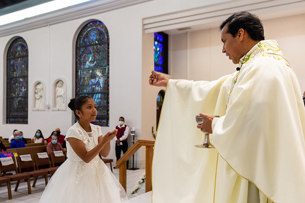 2021 St Joseph (Lkld) First Communion